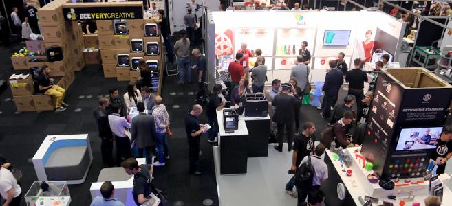London 3D Print Show 2014 – Review