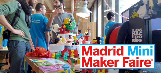 Madrid Mini Maker Faire